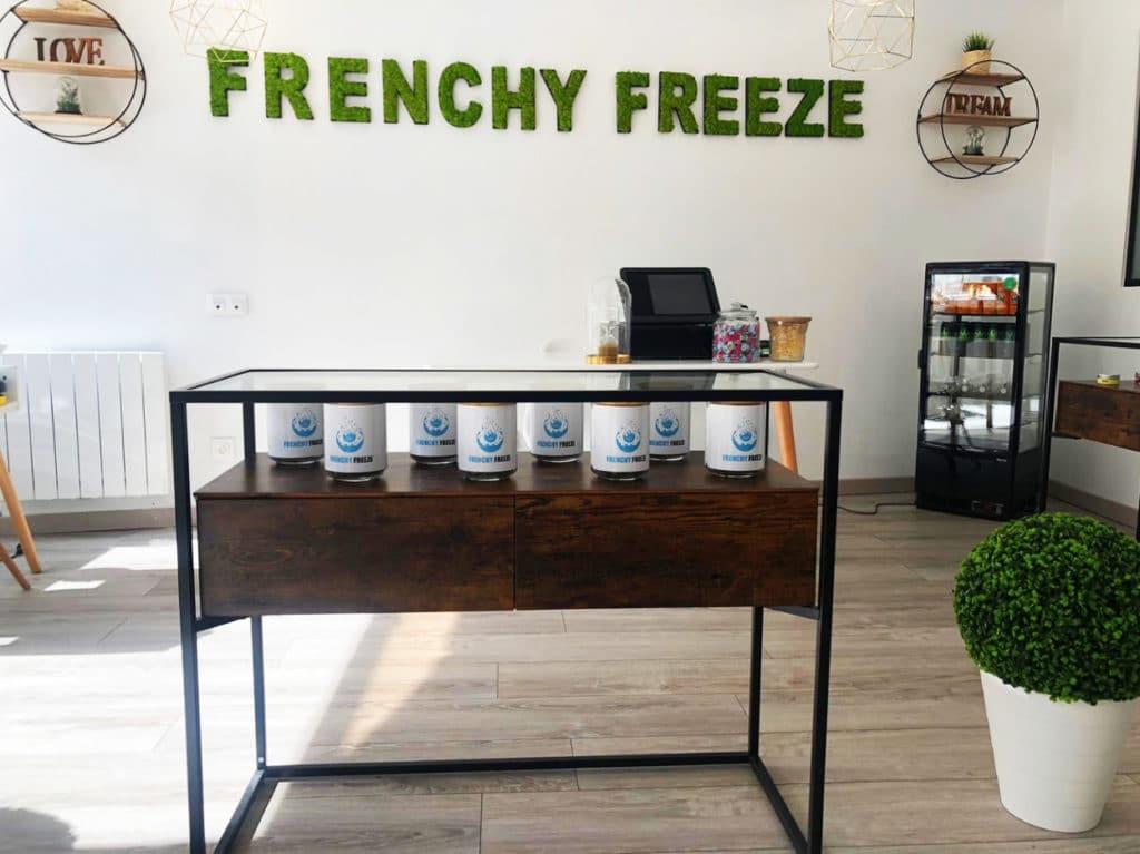 boutique cbd frenchy freeze lyon
