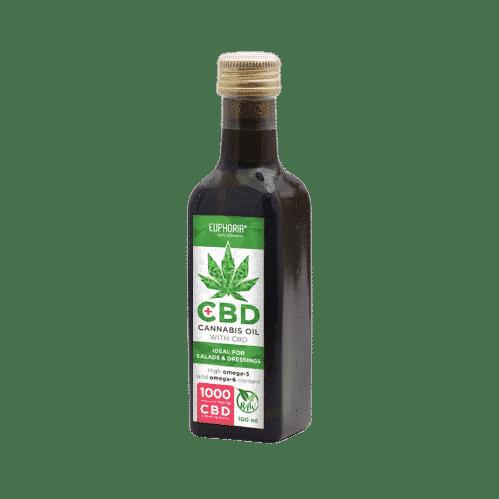 Huile D'olive CBD