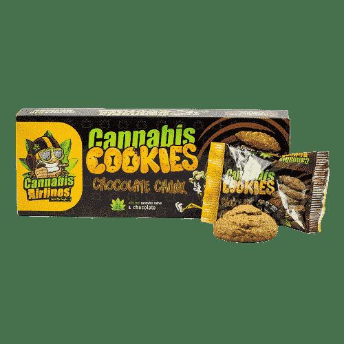 Cannabis Cookies Chocolate Chunk