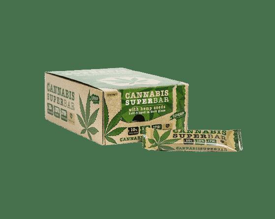 Cannabis SuperBar 35g