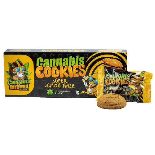 Cannabis Cookies Super Lemon Haze