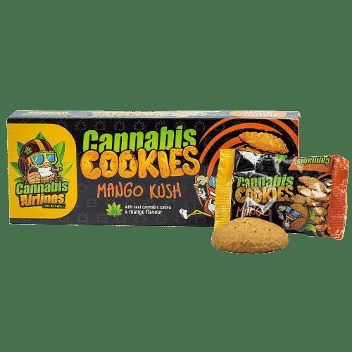 Cannabis Cookies Mango Kush