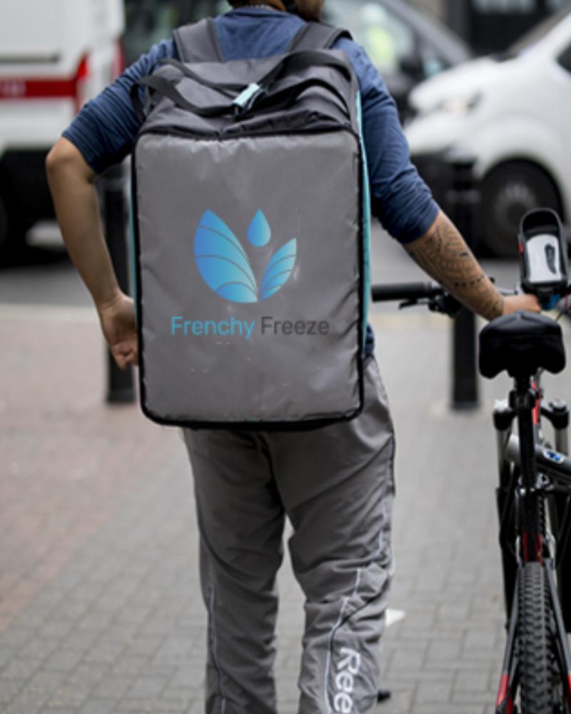 Livreur Frenchy Freeze